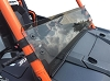 Tinted Hard Coated -RZR XP1K and 2015-17 RZR 900 Half Windshield/ Wind Deflector