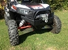 RZR Extreme Front Bumper / Brush Guard with Winch Mount (XP1K and 2015 RZR 900)