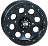 STI HD ALLOY BEADLOCK WHEEL MATTE BLACK(Set of 4)