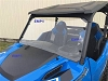 Polaris General Front Hardcoat Windshield