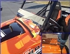 RZR Half Windshield / Wind Deflector