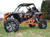 Polaris RZR 900(2015+) / 1000S/XP1000 Heavy Duty Rock Sliders