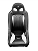 RZR/XP G2 Seat - Black w/Red (loose cushion w/sand drain