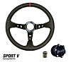Quick Release Steering Wheel Kit - Polaris RZR & Ranger Models
