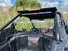 RZR PRO XP Cab Back/Dust Stopper (Hard Coated Polycarbonate)