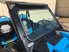 RZR Turbo and XP1000 Laminated Safety Glass Windshield (wiper options available) NOTE: will not fit the Turbo-S