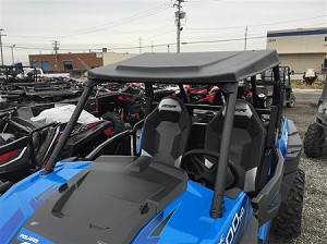 "RZR XP1K and 2015 RZR 900 ""Cooter Brown"" Top"