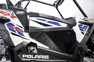 RZR Lower Door Extensions, 2 Seat